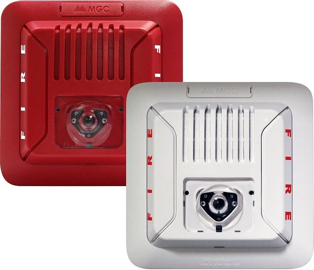 full fhs 400c fire alarm ceiling horn strobes.jpg
