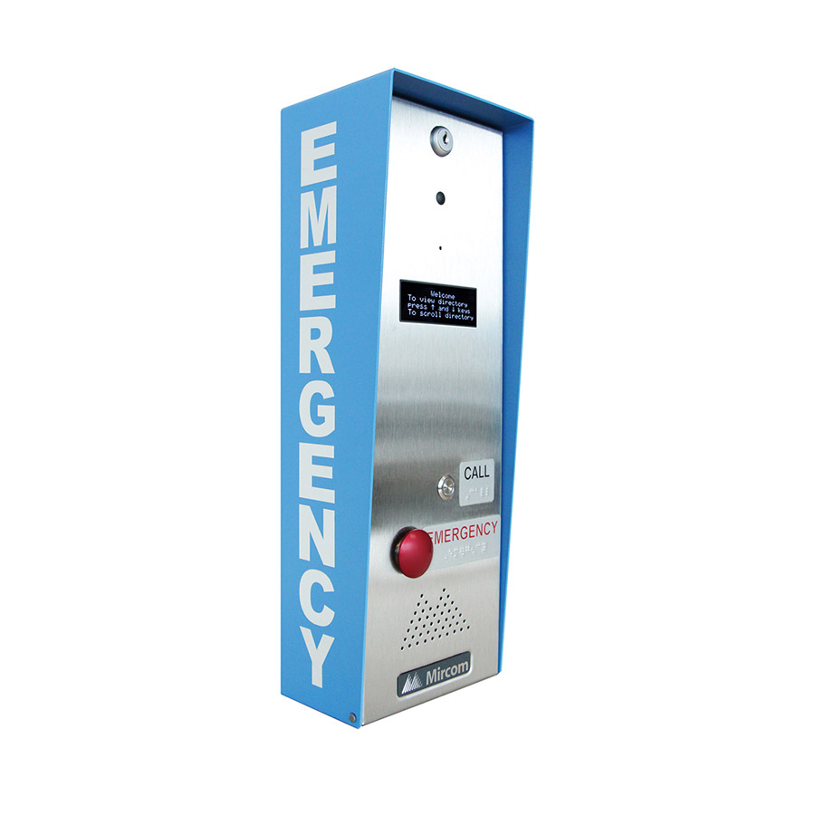 TX3-EMER-1S Emergency Call Station right