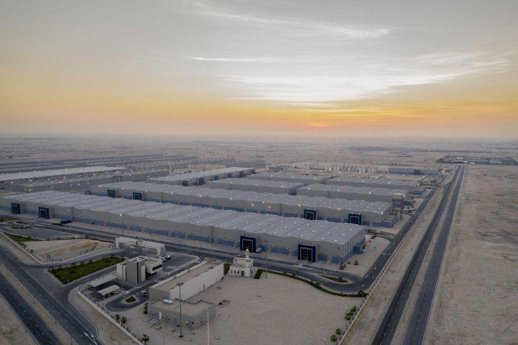 Warehousing Complex