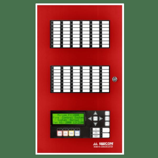 BB-1003 Remote annunciator enclosure