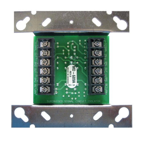 CNSIS-202A supervised signal isolator module