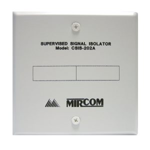 CNSIS-202A supervised signal isolator module cover
