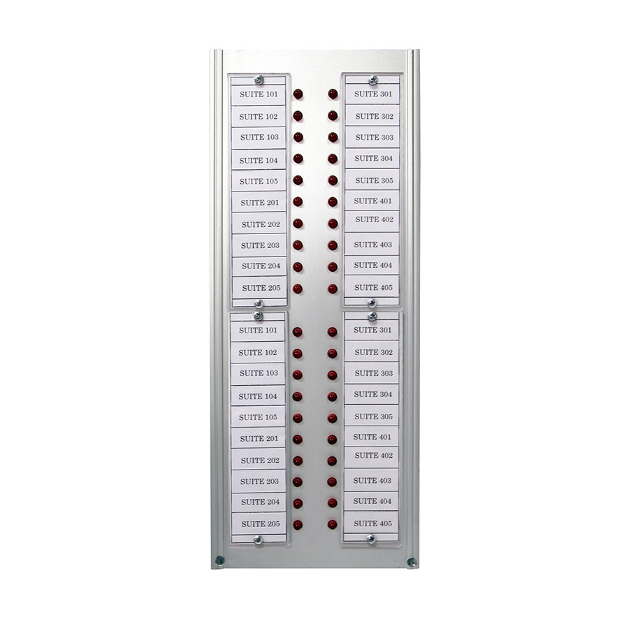 EC-240A_Central_Monitoring_Panel_front