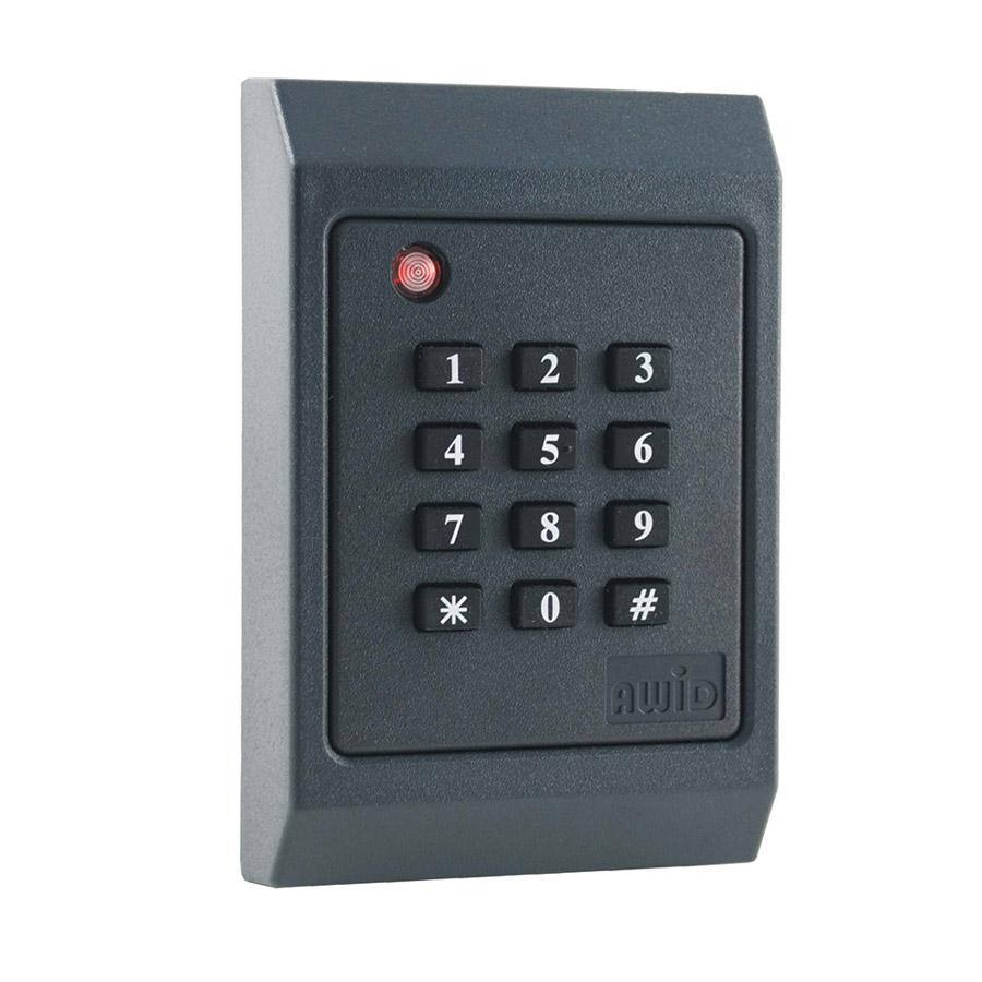 KP-6840-GR-MP Proximity AWID Keypad with Reade