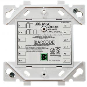 MIX-4050 SYNC MODULE