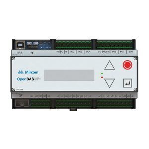 OPENBAS-HV-NX10L Universal HVAC Controller With LCD Display front
