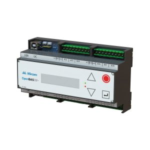 OPENBAS-HV-NX10L Universal HVAC Controller With LCD Display left tilt