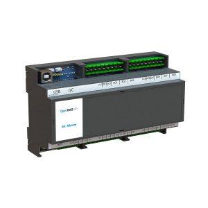 OPENBAS-HV-NX10P Universal HVAC Controller right tilt