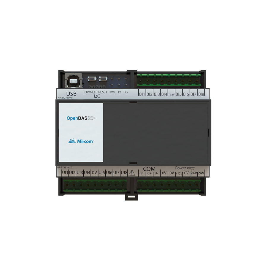 Input Expansion Module With Ct Support