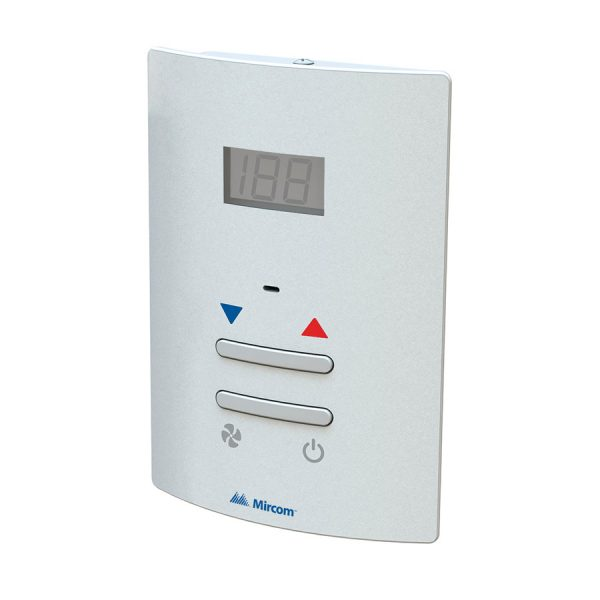 OPENBAS-HV-WLSTH Wireless Temperature and Humidity Transmitter left tilt