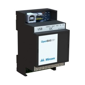 OpenBAS-HV-NXCORE Small Footprint Protocol Converter right tilt