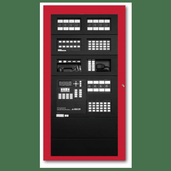 QX-5000 Voice Evacuation System