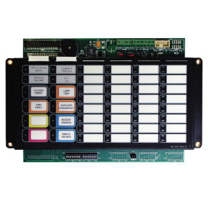 RAM-1032TZDS Main Programable Remote Annunciator
