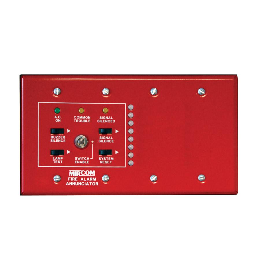 RAM-208R Remote LED Annunciator