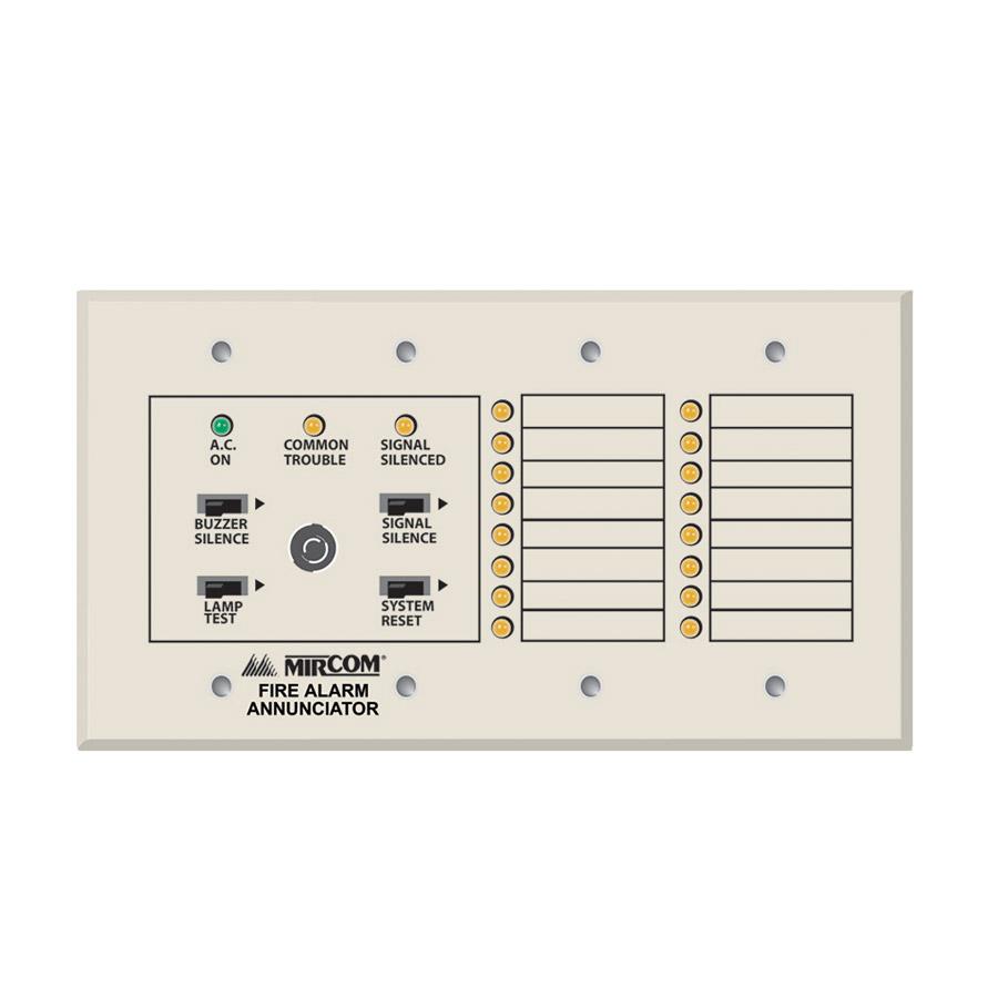 RAM-216 Remote LED Annunciator