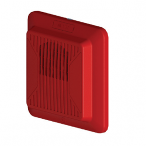 SPP-204 Red Wall Speaker