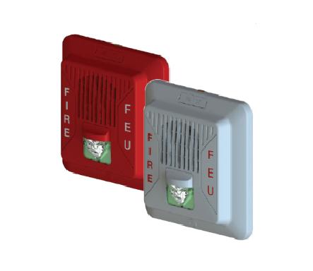 SPPS-204 wall speaker strobes
