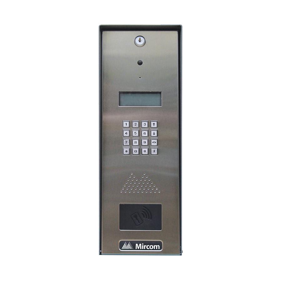 Mircom Technologies TX3-200-4U-B 200 NAME TEL ENTRY SLIM LINE