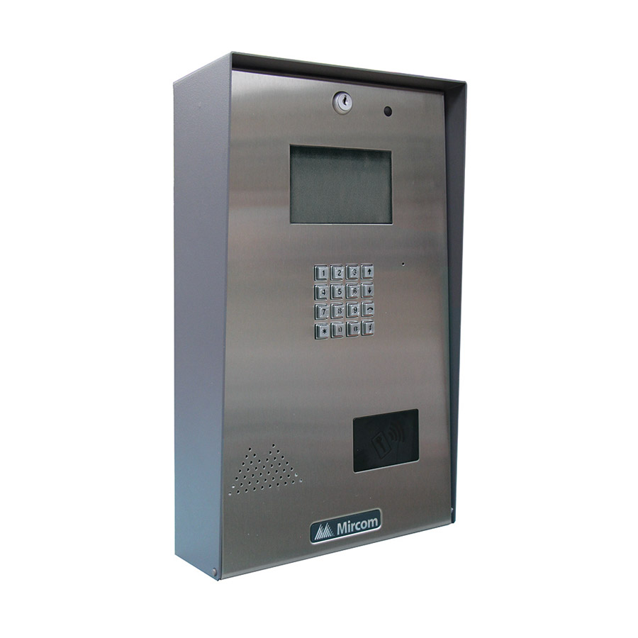 2000 Resident Building Access Control System