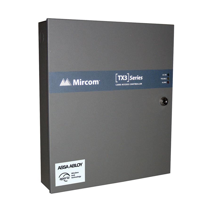 TX3-CX-A8 Aperio Two Door Controller right