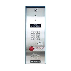TX3-EMER-200KS Emergency Phone with Keypad front