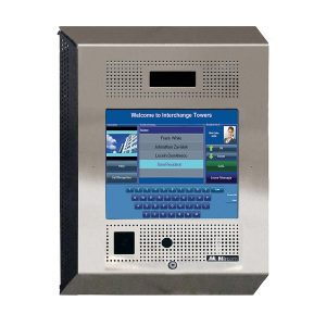 TX3 15 inch Surface Mount Touch Screen Telephone Access System